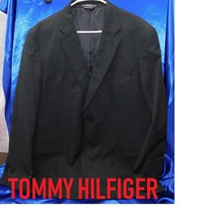 TOMMY HILFIGER PINSTRIPED SIZE 42 LIKE NEW
